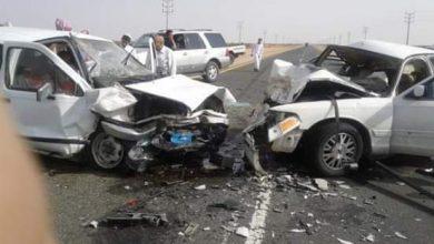 صورة ننشر أسماء مصابين حادث طريق الشيخ فضل بالمنيا