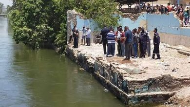 Photo of مصرع مجند حاول إنقاذ طفلة من الغرق ببنى مزار بالمنيا