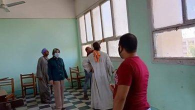صورة تربية المنيا تفرض إجراءات وقائية مشددة في امتحانات الفرق النهائية لمواجهة الفيروس