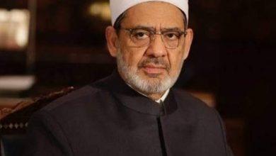 صورة شيخ الأزهر:دفاع مصر عن حصتها المائية واجبٌ لا يحتمل الجدل ولا يقبل التهاون