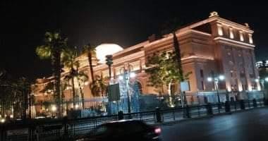 صورة 3 تماثيل نادرة يجب عليك التعرف عليهم اثناء زيارتك المتحف المصري بعد فتحه