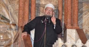 صورة الأوقاف: لم تتخذ اي قرار بشأن فتح المساجد لصلاة الجمعه.