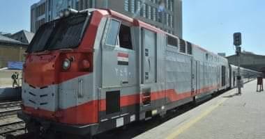 صورة دخول عربات مكيفة من الدرجة الثالثة لأول مرة في تاريخ السكة الحديد