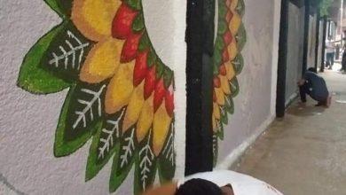 صورة فيها حاجة حلوة مبادرة ديرمواس بالألوان