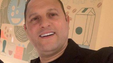 صورة تهنئة قلبية لفارس السينما المصرية عماد زيادة
