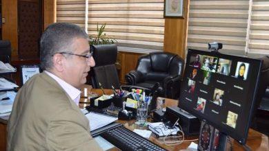 صورة وزيرالرى يصدرالقرار رقم 158 ببعض التكليفات والأنتدبات الجديدة بالوزراة