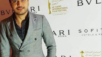 صورة انضمام أحمد أبوخليل لأسرة فيلم التربو