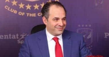 """صورة محمد كامل : تم التعاقد مع وزارة الشباب والرياضة في أندية """"سيتي كلوب"""""""