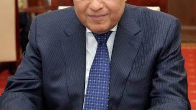 صورة وزير الخارجية :مصر لن تسمح بتعرض أمنها القومي للخطر