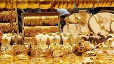 صورة المحلل الاقتصادي :ارتفاع أسعار الذهب بسبب هبوط في الدولار الأمريكي