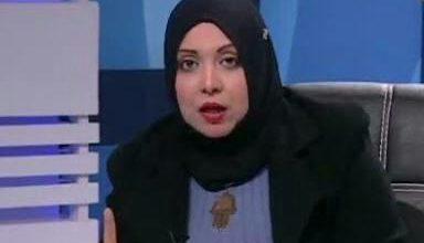 صورة لسبب غامض… حارس العقار و زوجته يتهجمان على الصحفية نور