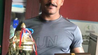 صورة نظرة في حياة عبد الرحمن الدسوقي بطل الصعيد في ألعاب القوي