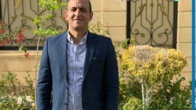 صورة تهنئة للمقدم محمد نادي بمناسبة الترقية