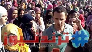 Photo of بالصور والفيديو صرخات عمال شركة دلتا شمال الصعيد بالمنيا الجديدة للمطالبة بحقوقهم