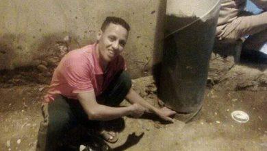 صورة استغاثة عاجلة من أهالي قرية المطاهرة بالمنيا للحد من كارثة محتملة