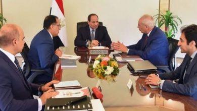 صورة الرئيس السيسي يعلن عن تجديد وتطوير المحاكم في جميع المحافظات