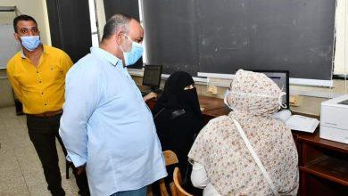 صورة إقبال طلاب المرحله الاولي علي كليه زراعه جامعه عين شمس
