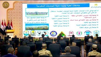 صورة التعليم العالي : أضاف 35 كلية جديدة في جامعات الحكومية