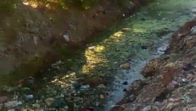 صورة قرية الروبي بسمالوط تستغيث من فاجعة على وشك الحدوث