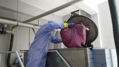 """صورة """"مستشفيات المنيا الجامعية"""" تستقبل مفرمتان جديدتان للمخلفات الطبية"""