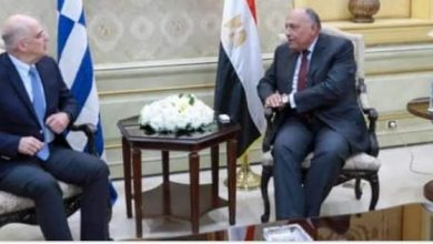 Photo of وزير الخارجية المصري يوقع اتفاقية مع اليونان لتعيين الحدود بينهما