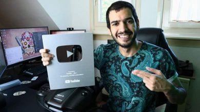 """Photo of الجيمرز """"سويكي""""يحصد درع اليوتيوب الفضي"""