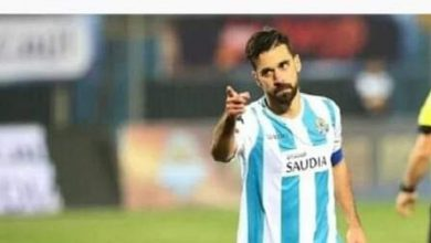 صورة مكافأه ينالها عبد الله السعيد قبل مباراة بيراميدز وطنطا