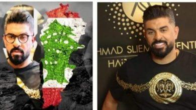 """صورة خبير الشعر العالمي """" أحمد سليمان """" يعود إلى المغرب بعد نجاته من إنفجار بيروت"""