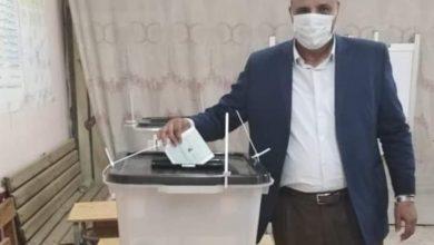 صورة نائب سمالوط يدلي بصوته في انتخابات الشيوخ ويدعو المواطنين للمشاركة