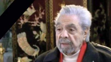 صورة وفاة الفنان سميرالأسكندرانى عن عمر82 عاما بعد صراع مع المرض