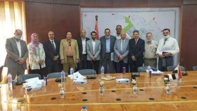 صورة مجلس امناء اكتوبر يفتح الملفات الشائكة لعرضها على المسؤولين