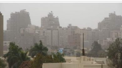 صورة حالة الطقس فى محافظات مصر