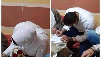 صورة فرحة لم تدوم .. وفاة مفاجئة لعروس القليوبية