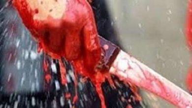 صورة مجهولين يقتحمون منزل سيدة ويقتلونها بسكين في المنيا .. والسبب السرقة