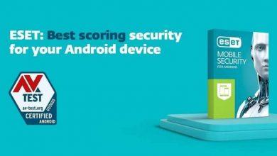 صورة شركة إسيت حازت على اعلى الدرجات فى اختبار مقدم من AV_Test لأفضل برامج لمكافحة الفيروسات لأجهزة اندرويد