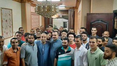 صورة أهالي طامية بالفيوم يجددون الثقة في أبو سمنة لإستكمال مسيرته البرلمانيّة