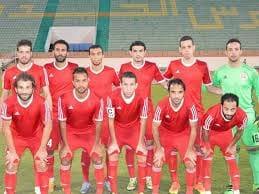 صورة منافسه هامة اليوم في إطار الدوري المصري بين نادي مصر وحرس الحدود