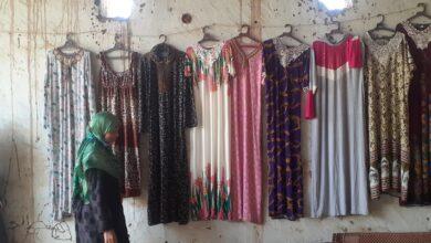 صورة المؤسسة الوطنية تقيم معرض للملابس باسعار منخفضة بأسوان