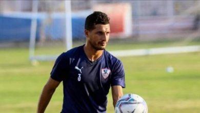 صورة أحمد سيد زيزو بديلا عن طارق حامد في مباراة بيراميدز