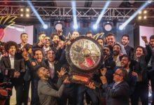 صورة الزمالك يهدي لقب الدوري الممتاز لنادي الأهلي
