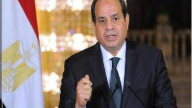 صورة مبادرة رئاسية لتحريك عجلة الأقتصاد المصري