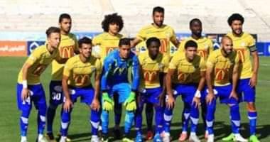 صورة بهدف لكل منهما يتعادل طنطا والأتحاد السكندري في الدوري المصري