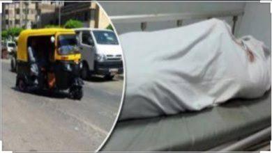 صورة مصرع سائق توك توك على يد 3 أشخاص بالقناطر الخيرية