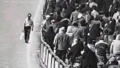 """صورة آية فتح الله تكتب 'السير وراء التيار """""""
