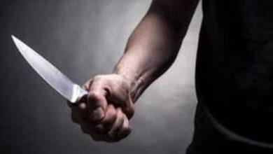 صورة مصرع ابن بسلاح أبيض على يد والده بسوهاج