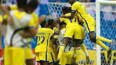 صورة النصر السعودي يتأهل إلى نصف نهائي أبطال آسيا