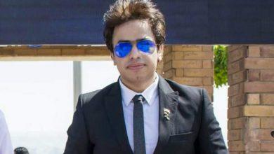"""صورة المطرب محمد صلاح يستعرض مبادرته الوطنية في حوار ساخن على شاشة """" الصعيد"""""""