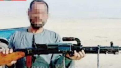 صورة مصرع أخطر مجرم في سوهاج علي يد قوات الامن
