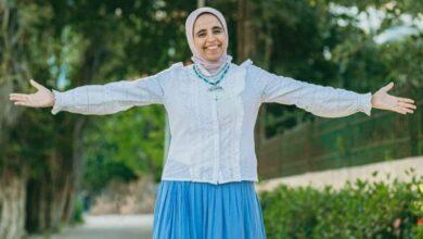 """صورة نيللى شمس تبدأ تجهيزات برنامج """"نيللى وحكايات الدايت"""""""