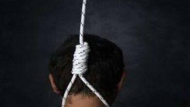 صورة انتحار شاب بالإسماعيلية بسبب بعده عن محبوبته